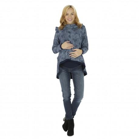Jeans hlače za nosečnice